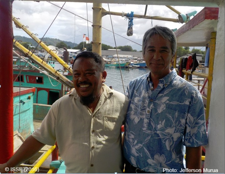 ISSF Scientist & Purse Seine Captain
