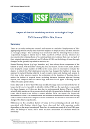 ISSF-2014-03-Ecological-Trap-Jan-2014-workshop-report_thumb