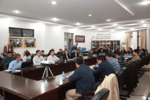 ISSF Skippers Workshop participants at Shanghai (China), 2016