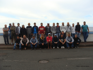 Participants at the ISSF Skipper Workshop in Madeira (Portugal), 2016