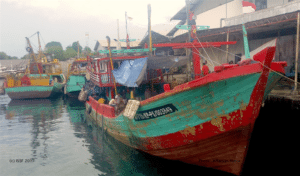 Small-scale tuna vessels in Indonesia